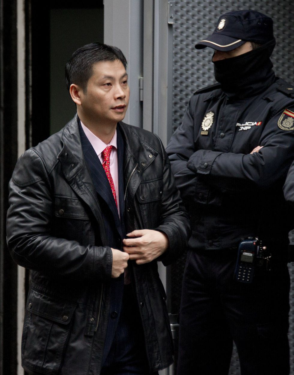 El Real Madrid desmiente su presunta relación con Gao Ping