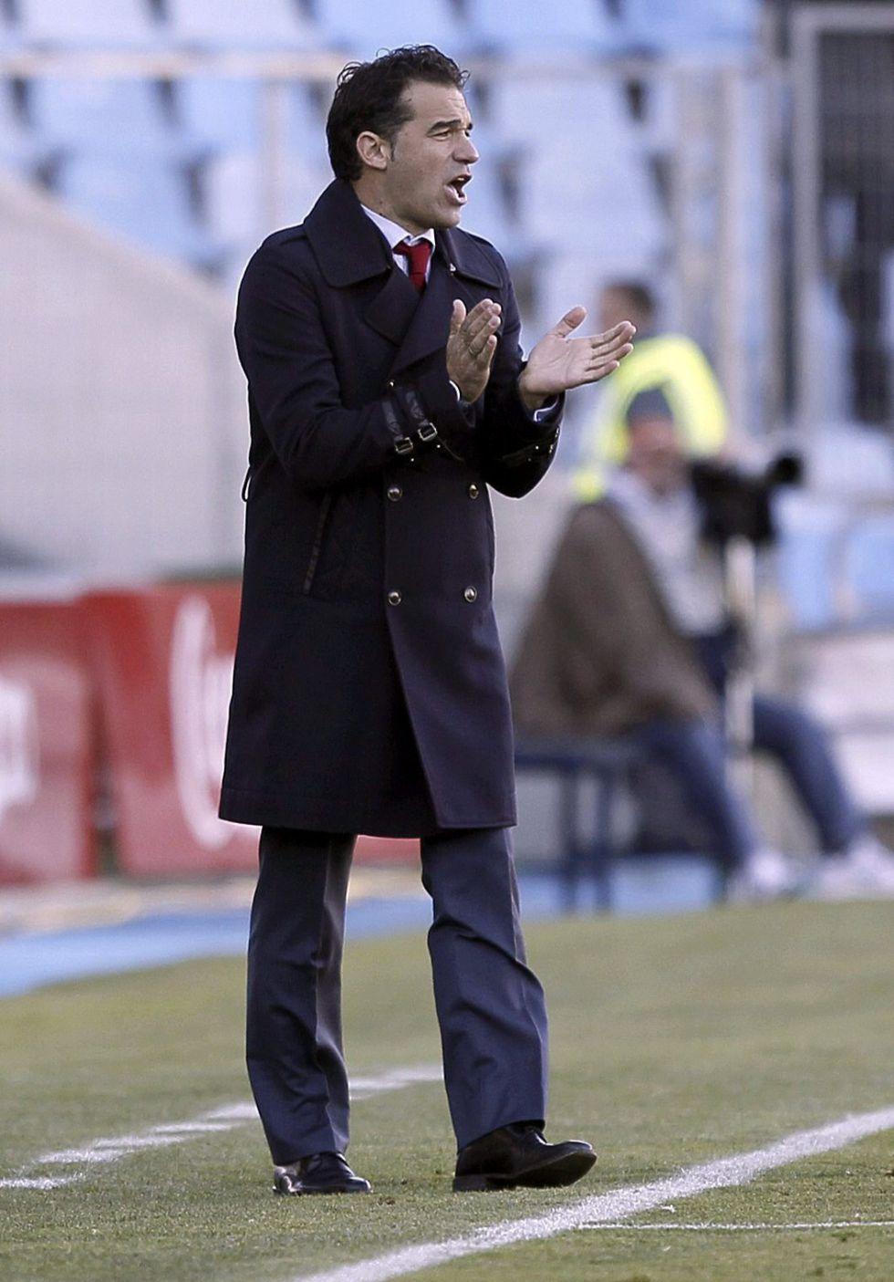 Luis García recupera a Míchel para recibir a la Real Sociedad