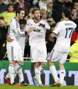 Ramos y Arbeloa, probables laterales de Mourinho en Zorrilla