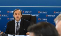 Michel Platini: &quot;El TAS nos obliga a aceptar a Gibraltar&quot;