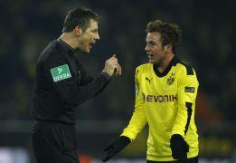 Stark admite su error en derrota del Dortmund y se disculpa