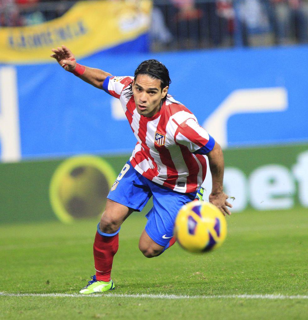 Falcao, Arda, Filipe y Gabi, a una amarilla de perderse el Barça