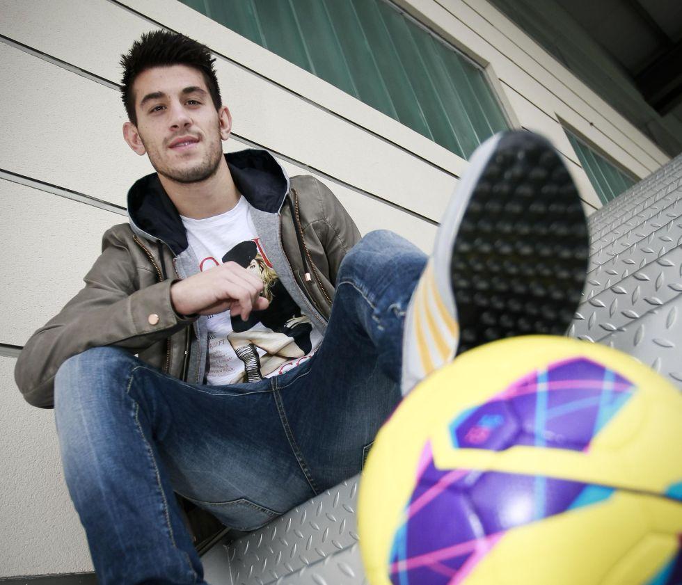 """Pizzi """"El Atlético era inestable y Simeone lo ha cambiado"""""""