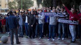 Piden hasta 7 años de cárcel para hinchas de Betis y Sevilla
