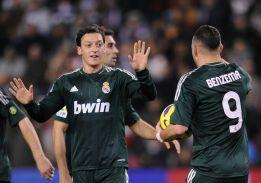 Özil somete al Valladolid