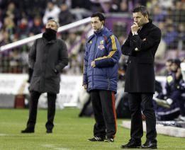 """Djukic: """"El Valladolid ha sido mucho más atrevido"""""""
