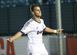Jes ser el falso &#039;9&#039; del Castilla