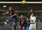 El Barça B obliga al líder a crecerse en un duelo vibrante