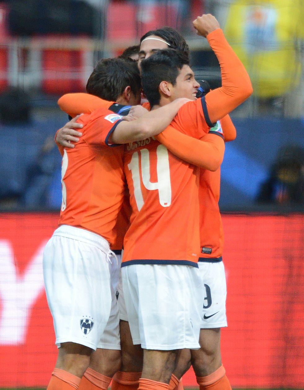El Monterrey vence al Ulsan y jugará con el Chelsea las 'semis'