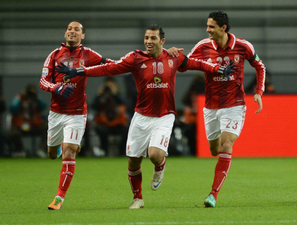 El Al-Ahly egipcio jugará con el Corinthians la otra semifinal