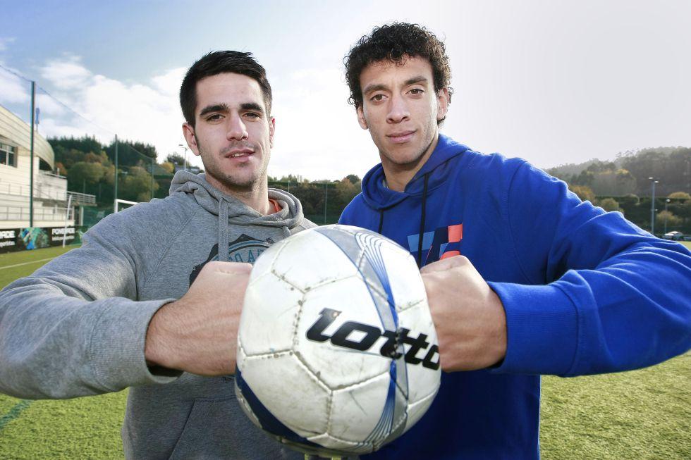 Los centrales más jóvenes de la Liga para frenar a Falcao