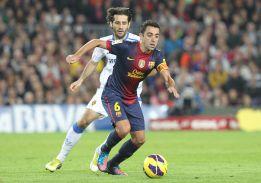 """Xavi: """"El mejor partido en el que he jugado, el 5-0 al Real Madrid"""""""