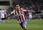 Falcao saca de dudas al Atleti con su histórico repóker