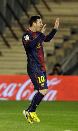 Messi ya está mejor