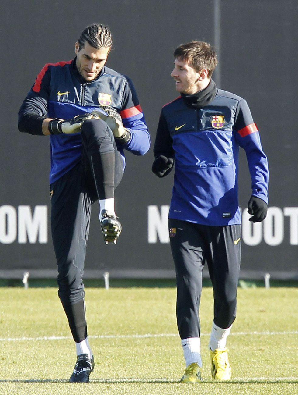 """Pinto, sobre el récord de Leo Messi: """"Es trabajo y humildad"""""""