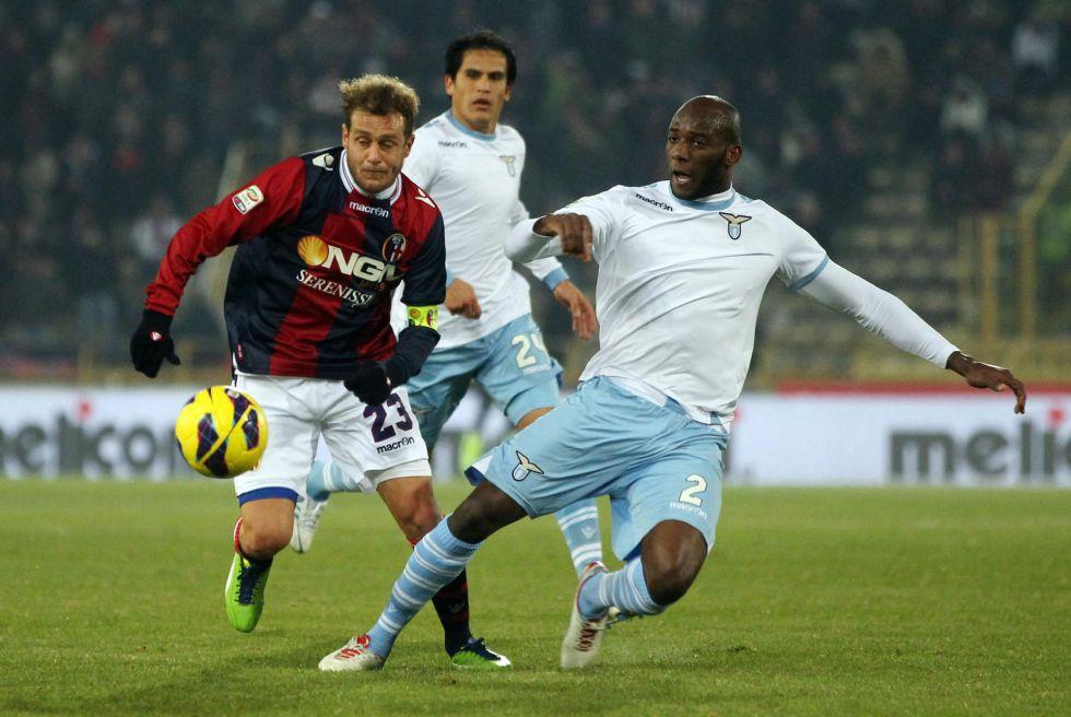 La Lazio asciende al cuarto puesto tras empatar en Bolonia