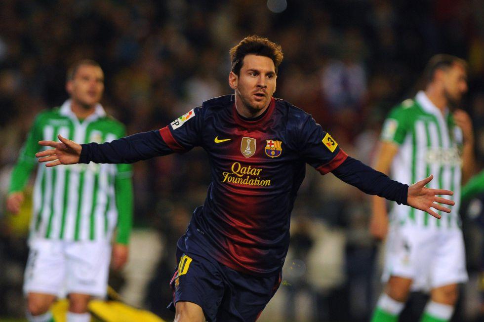 Messi: una historia que contar