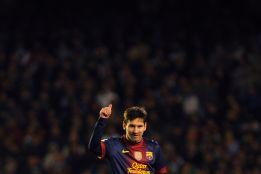 """""""Messi escribe historia"""", dice la prensa alemana tras el récord"""