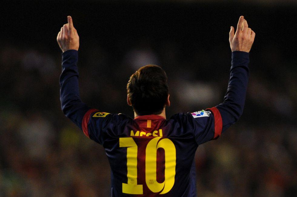 Messi hace 'historia' en el fútbol, resaltan los medios británicos
