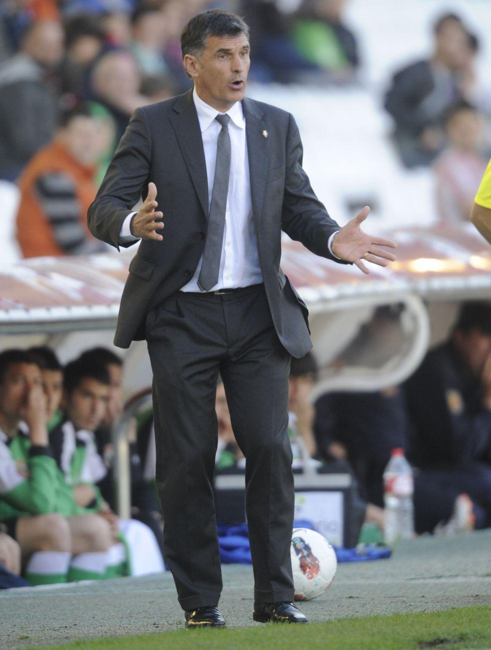 """Mendilibar: """"Espero que Muñiz Fernández se aleje de peleas"""""""