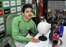 Jonathan Pereira se marcha cedido al Villarreal