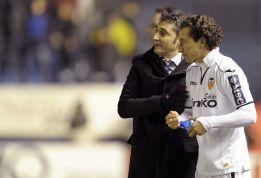 """Valverde: """"Es un buen resultado, pero no hay nada decidido"""""""