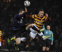 El Arsenal, eliminado de la Capital One Cup ante el Bradford