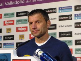 El Valladolid logra la mitad de sus puntos jugando los lunes
