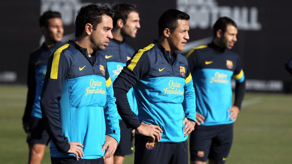 El Barça quiere cerrar en un par de semanas la ampliación de Xavi