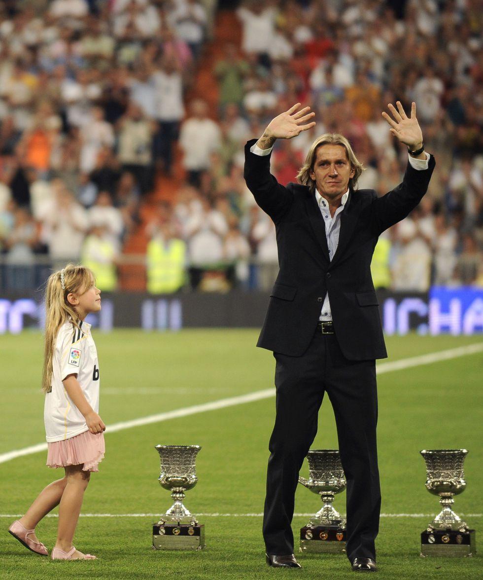 """""""Mi teléfono siempre está abierto para el Real Madrid"""""""