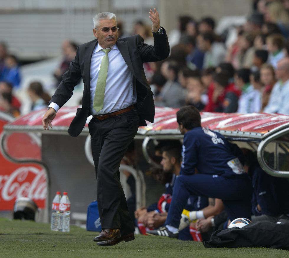 El Racing de Santander rescinde el contrato de Fabri