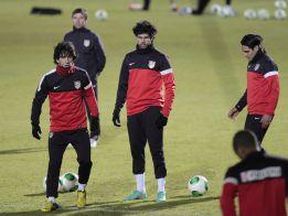 Simeone desea la Copa