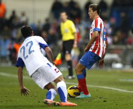 Javier Manquillo hace historia