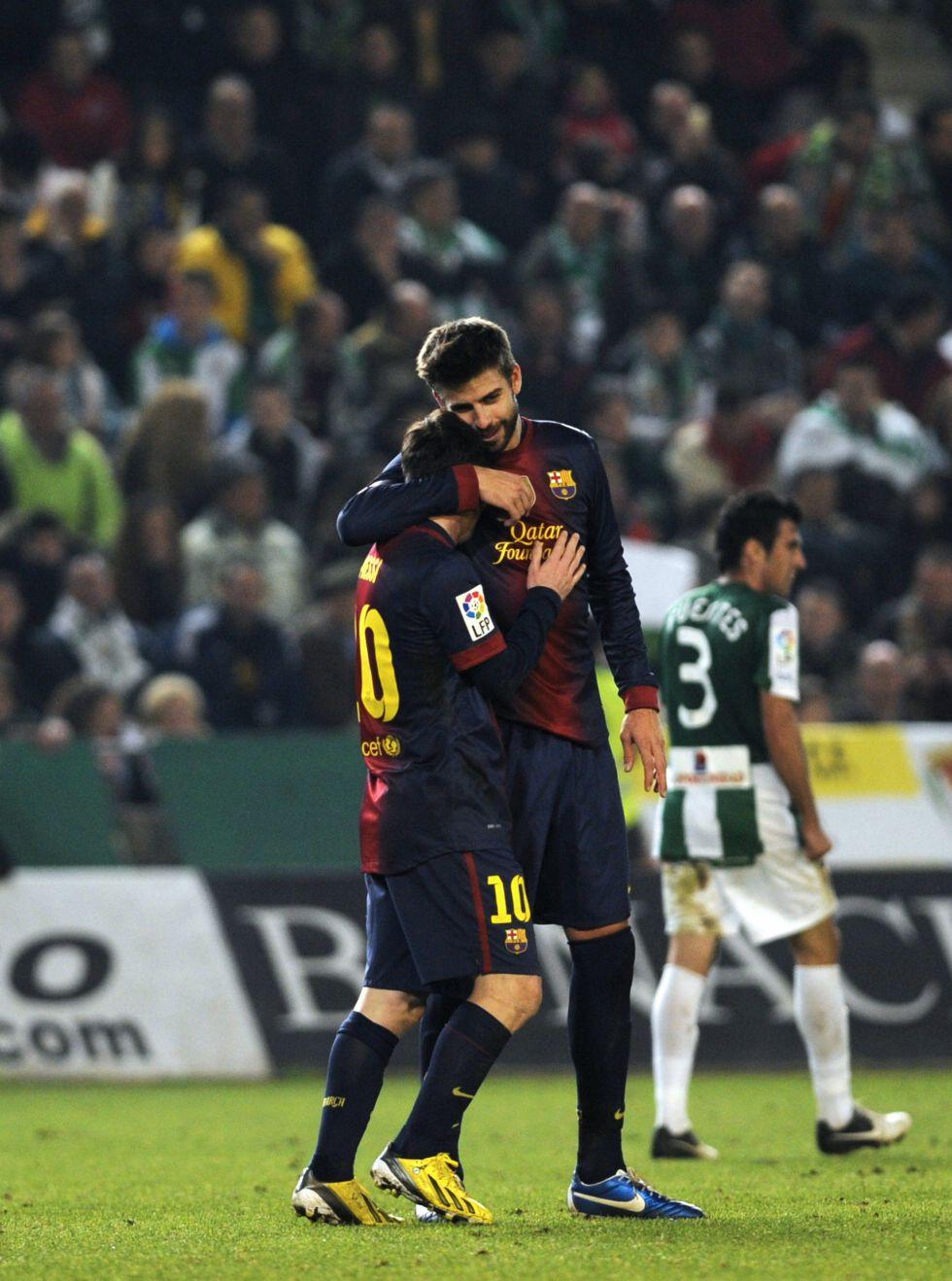 """Piqué: """"La opinión de Iker tiene peso, pero lucharán por la Liga"""""""