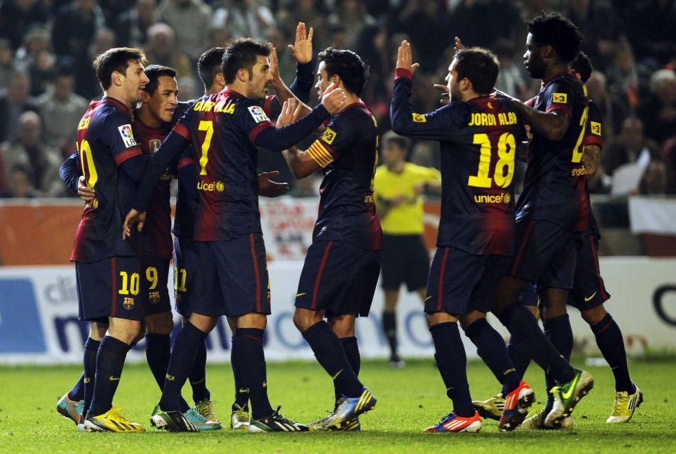 Leo Messi, de dos en dos