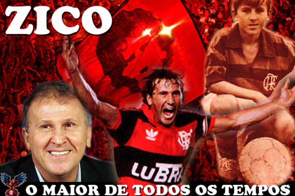 El Flamengo acudirá a la FIFA por los 89 goles de Zico en el 79