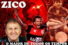 El Flamengo acudir a la FIFA por los 89 goles de Zico en el 79
