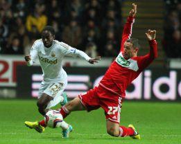 El Swansea, en las semifinales de la Copa de la Liga