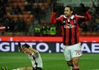 El Milán elimina al Reggina y se cita en cuartos con la Juventus