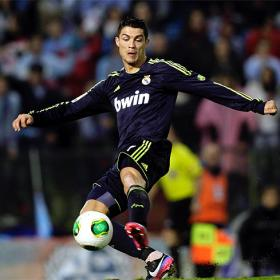 Cristiano could again be centre forward against Espanyol