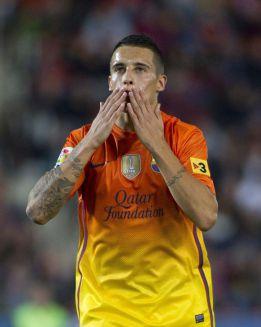 Cristian Tello ha renovado con el FC Barcelona hasta 2016