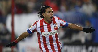 """Futre: """"Si Falcao se va al Madrid, sería duro vivir en la capital"""""""