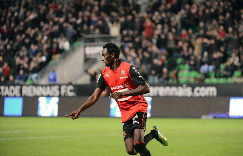 El Rennes se impuso al Valenciennes y se sitúa cuarto