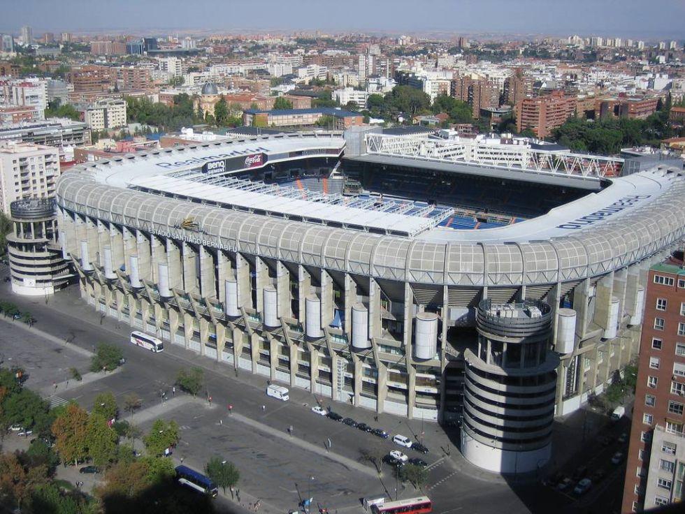 El Santiago Bernabéu cumple 65 años de servicio al Real Madrid