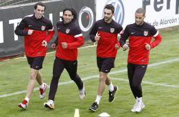 Falcao podrá jugar en el Camp Nou y es baja segura Adrián