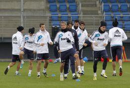 El Madrid comienza a preparar el partido ante el Espanyol
