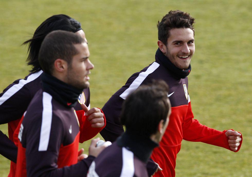 "Koke: ""Tenemos que trabajar entre todos para parar a Messi"""