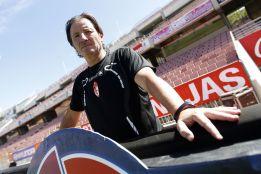 """Anquela preocupado por la """"velocidad"""" de la Real Sociedad"""