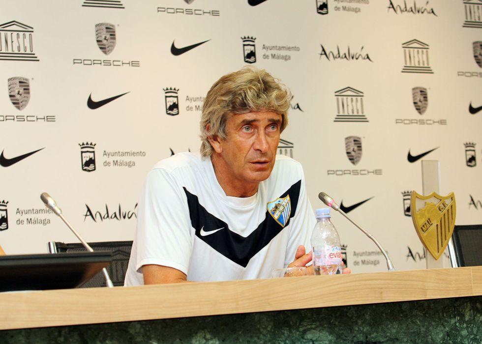 """Pellegrini espera que estén """"a la altura"""" frente a """"un rival directo"""""""