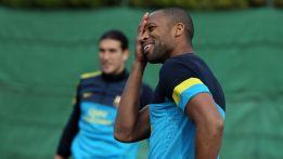 """Keita: """"No ha cambiado nada, por eso el Barça sigue ganando"""""""